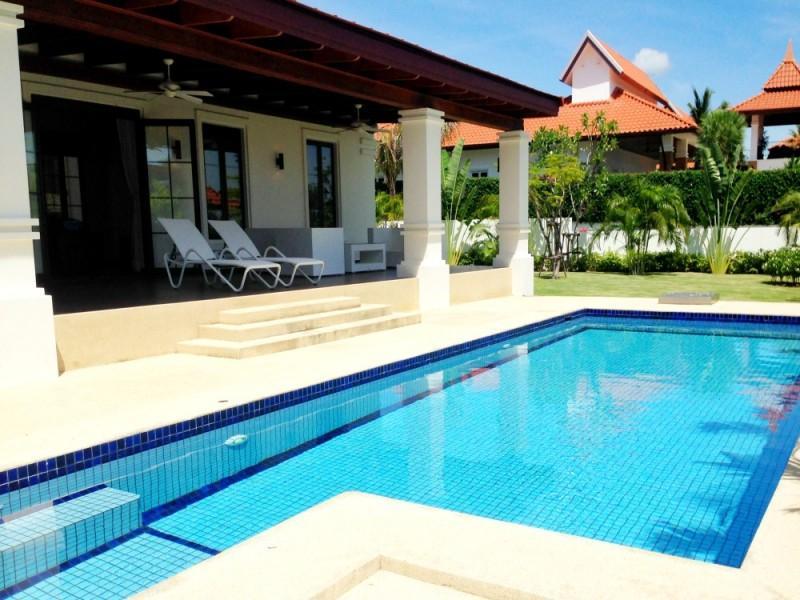 Villas for rent in Hua Hin: V6053 - Image 1 - Hua Hin - rentals