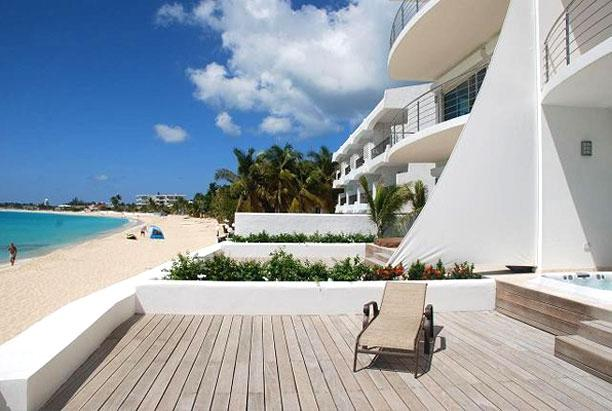 SPECIAL OFFER: St. Martin Villa 182 Virtually Surrounded By Water Views And Balmy Caribbean Breezes. - Image 1 - Simpson Bay - rentals