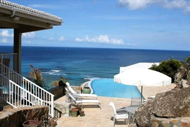 SPECIAL OFFER: St. Martin Villa 192 Very Stylish Villa With Fabulous Views Overlooking Dawn Beach. - Image 1 - Dawn Beach - rentals