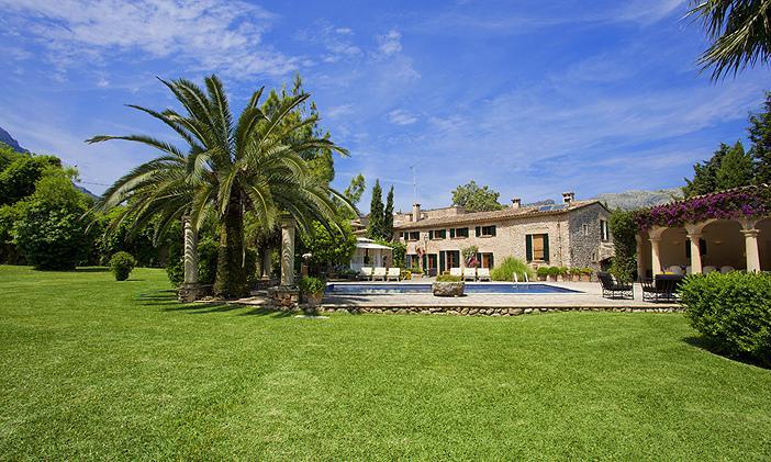 Can Vell de Lluc - Image 1 - Majorca - rentals