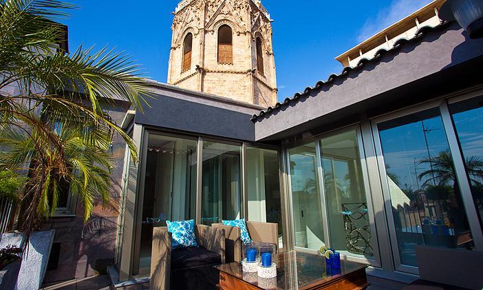 Micalet Ático - Image 1 - Valencian Country - rentals