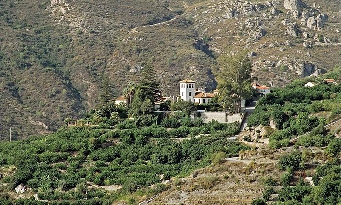 El Palacete de Cazulas - Image 1 - Granada - rentals