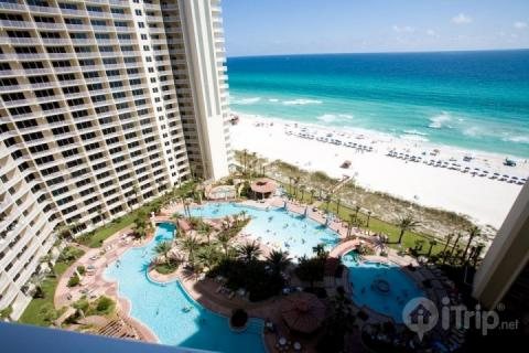 1512 Shores of Panama - Image 1 - Panama City Beach - rentals