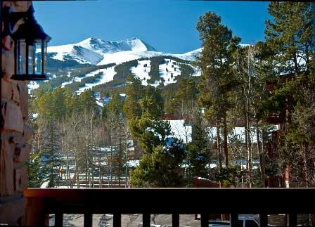 2 Bedroom, 2 Bathroom House in Breckenridge  (03A) - Image 1 - Breckenridge - rentals