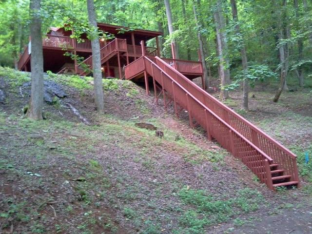 Front View Of Horse Shoe Bend - HORSE SHOE BEND!!!  GREAT PROPERTY! Great Price!!! - Bryson City - rentals
