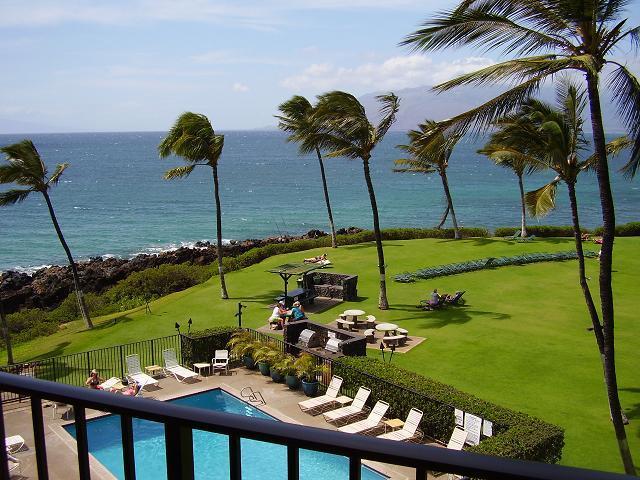 Kihei Surfside 1 Bedroom  Ocean Front 407 - Kihei Surfside 1 Bedroom  Ocean Front 407 - Kihei - rentals