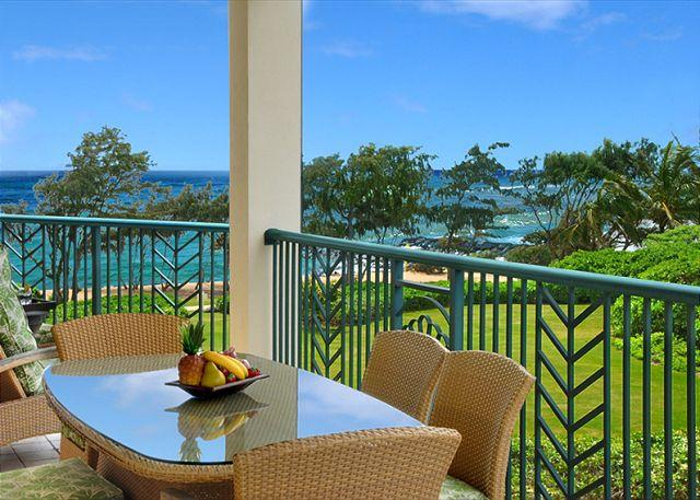 G301 Executive SUITE! ocean/ Large/ FAST wifi WOW - Image 1 - Kapaa - rentals