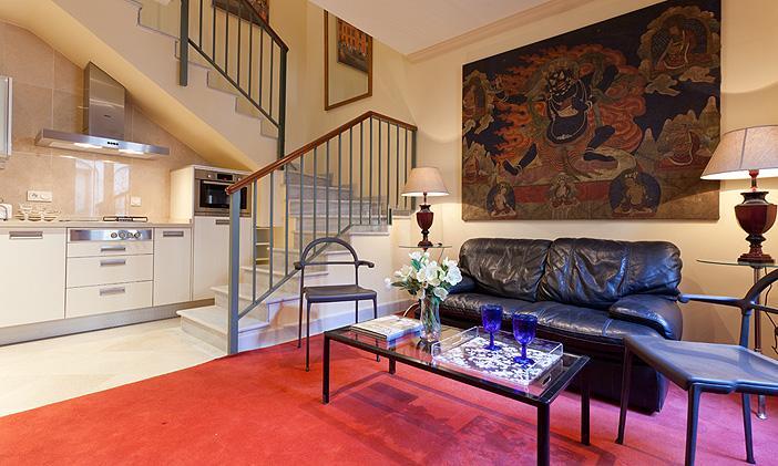 Santa Cruz III - Image 1 - Seville - rentals