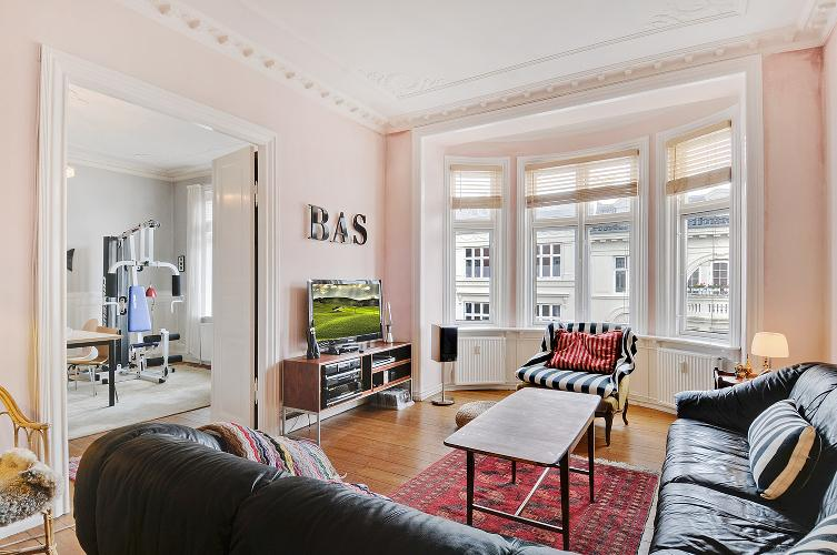 Hesseloegade Apartment - Nice Copenhagen apartment close to Parken Stadium - Copenhagen - rentals