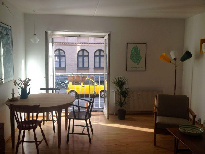 Baggesensgade Apartment - Lovely Copenhagen apartment very close to the lakes - Copenhagen - rentals