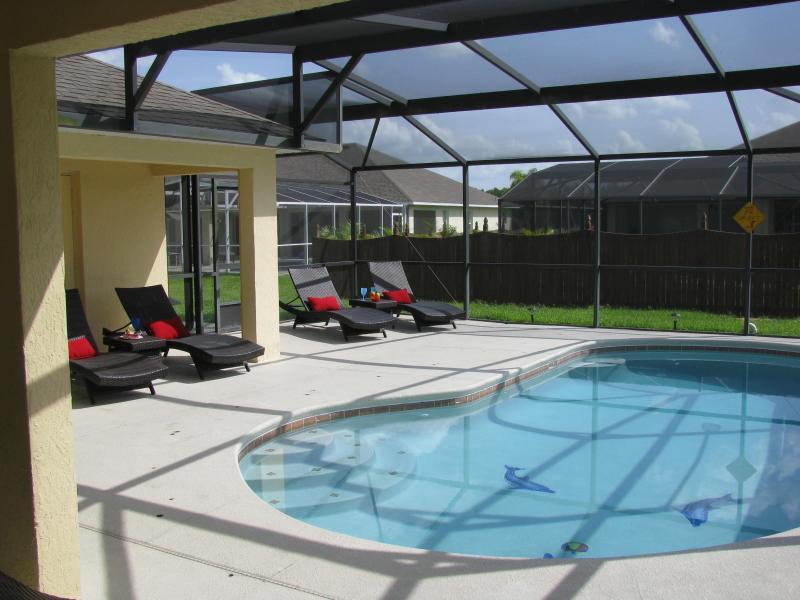 Beautiful Modern 4BVilla/Tuscan Ridge/near Orlando - Image 1 - Davenport - rentals