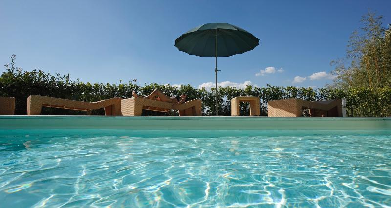 Swimming pool - Siena villa (BFY13571) - Siena - rentals