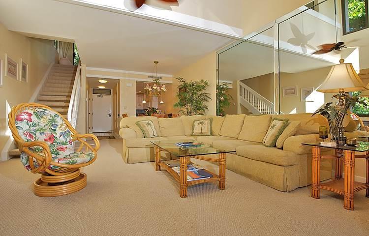 Kapalua Golf Villas #17T8 - Image 1 - Lahaina - rentals
