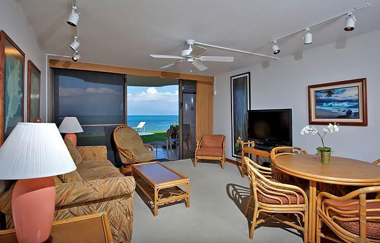 Kahana Reef #121 - Image 1 - Lahaina - rentals