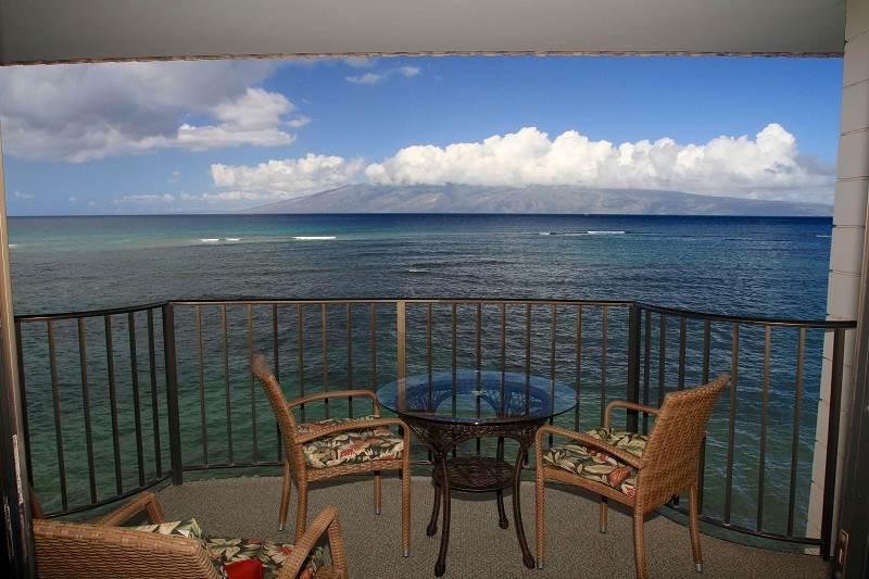 Kahana Reef #419 - Image 1 - Lahaina - rentals