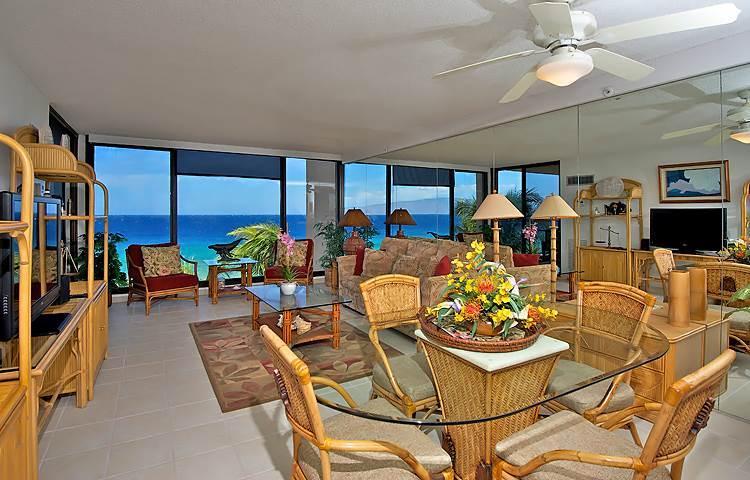 Mahana Resort #705 - Image 1 - Lahaina - rentals