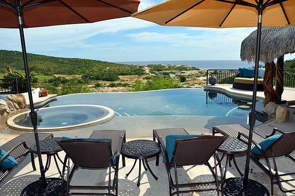 Pool View - Villa Verde - Puerto Los Cabos - Los Cabos, Mexico - San Jose Del Cabo - rentals