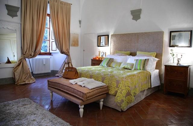 Double bedroom - Luxury villa Tuscany - BFY13531 - Gaiole in Chianti - rentals