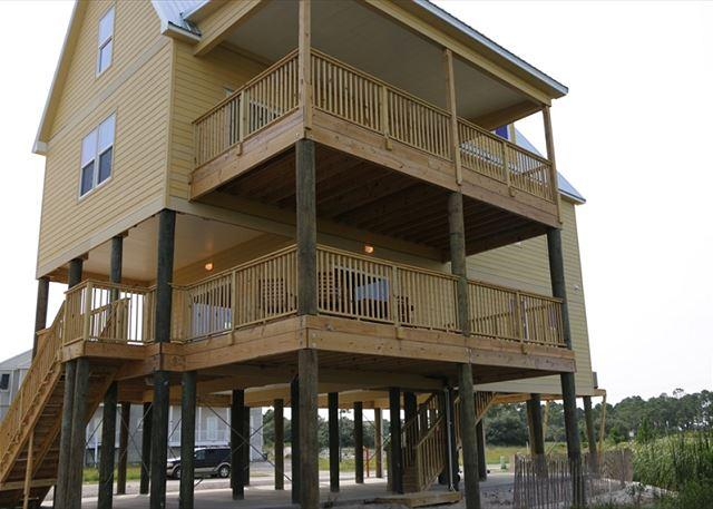 Picture Name - Beautiful Spacious House with Beach and Bay access in Fort Morgan! - Fort Morgan - rentals