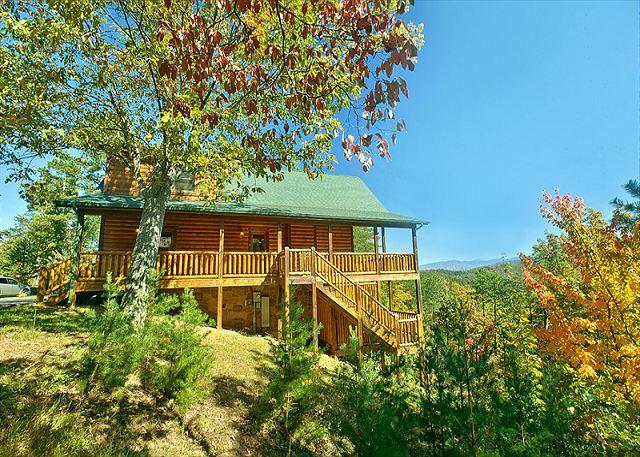 Smoky Mountain Cabin with Views - Smoky Mountain Cabin Mountain Crest 333 - Sevierville - rentals