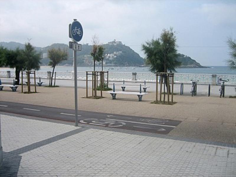 just afew steps from La Concha beach - FAMILY::LaConcha Beach familiar apt/ 4p.TownCenter - San Sebastian - Donostia - rentals
