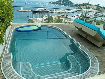 5 bedroom Villa in St Jean Cap Ferrat, St Jean Cap Ferrat, France : ref 2244584 - Image 1 - Saint-Jean-Cap-Ferrat - rentals