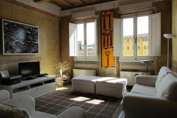 CR112LFlorence - Apartment Croci - Image 1 - Florence - rentals