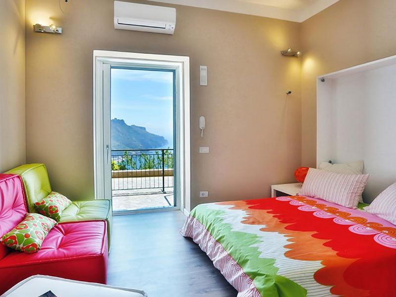 Apt Azzurro near Amalfi.Ravello - Image 1 - Ravello - rentals