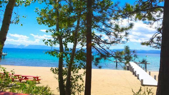 Twin Top Lodge *Shared Beach**Buoy** Hot Tub* - Image 1 - Incline Village - rentals
