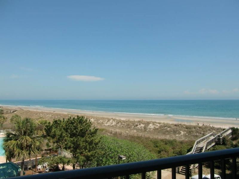 Shipyard A32 - Oceanfront - Image 1 - Pawleys Island - rentals