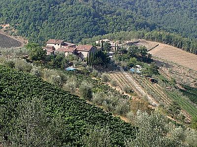 Casa Refolo B - Image 1 - Gaiole in Chianti - rentals