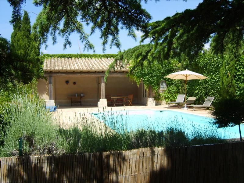 Pool & abri - Le Ramonétage - Narbonne - rentals