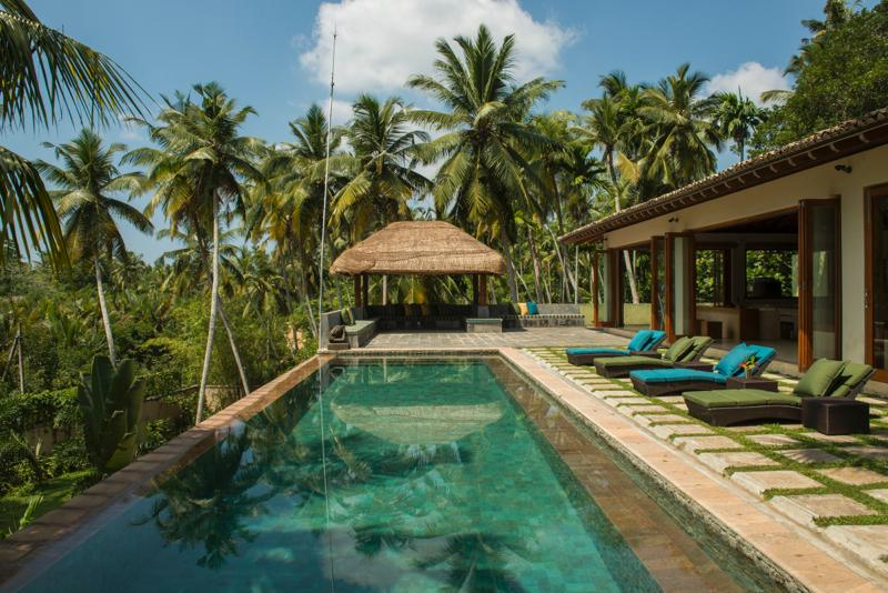 Private pool - Kumara Luxury Villa - Weligama - rentals