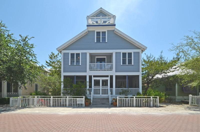 Front Exterior - Moon Shine - Seaside - rentals