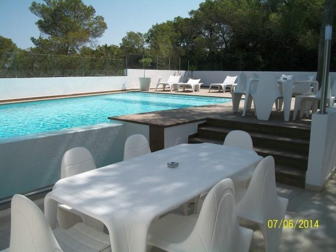 6 bedroom Villa in Cala Bassa, Islas Baleares, Ibiza, Ibiza : ref 2240108 - Image 1 - San Agustin - rentals