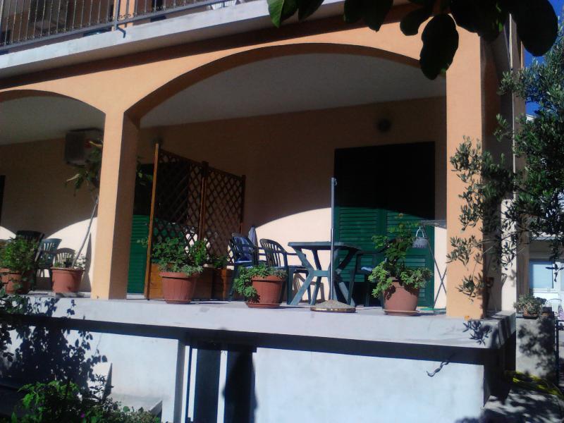 terrace - Apartmani Anita 1 - Hvar - rentals
