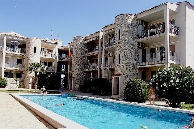 Pool - Apartment With Pool - A013 /  HUTG-011094 - Empuriabrava - rentals