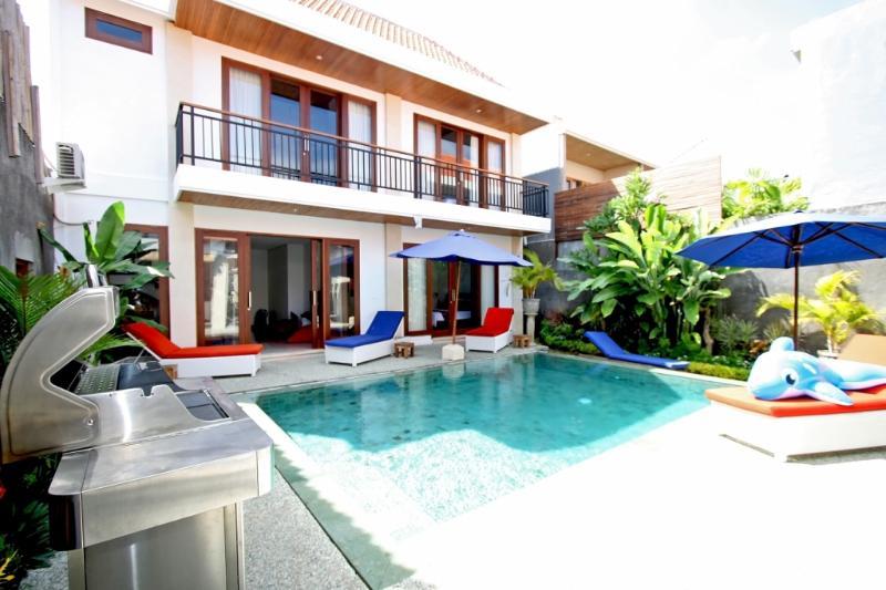 View from dining room - Papaya Villa - Sanur - rentals