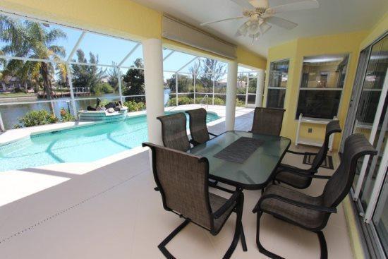 Villa Manatee - Image 1 - Cape Coral - rentals
