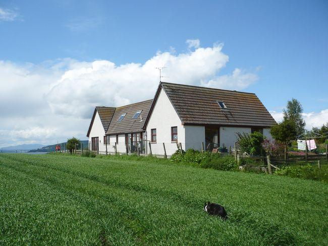 View towards the property - IN740 - Culloden Moor - rentals