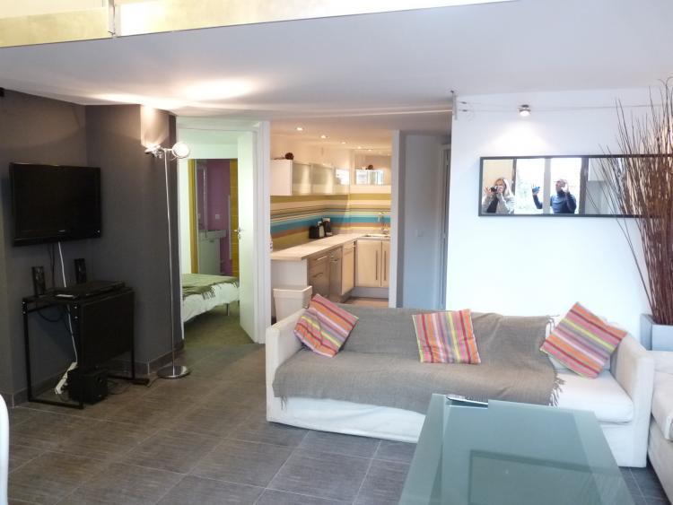 Loft Deluxe, Superb 4 Bedroom Cannes Apartment Rental - Image 1 - Cannes - rentals