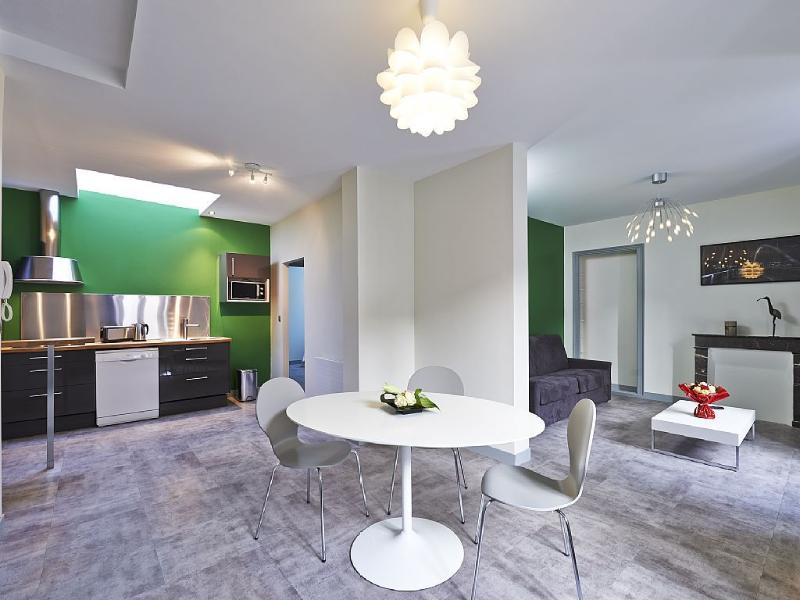 Vue d'ensemble - Appartement Neuf et Design Centre ville  - Terra - Angers - rentals