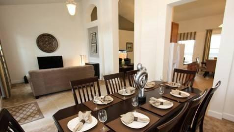 4 Bedroom 3 Bathroom Home in the New Solterra Resort. 4072OTD - Image 1 - Orlando - rentals