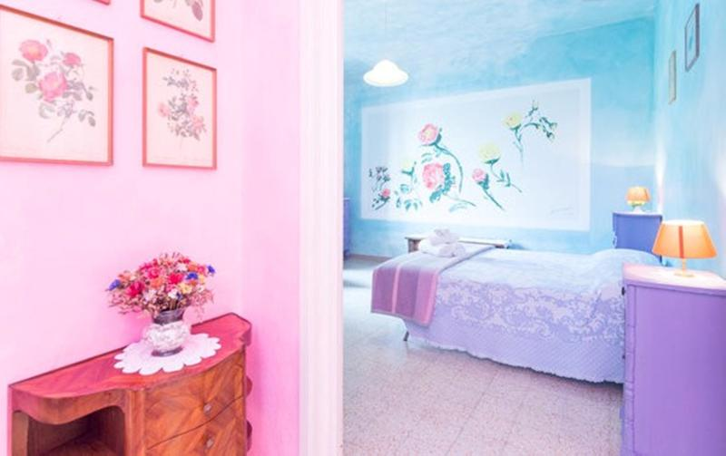 Bedroom - A small Villa among roses in a wonderful Italian park - Greve in Chianti - rentals