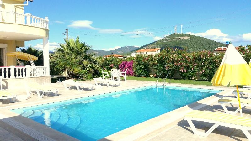 Villa Spring with Private swimming pool - Beautiful 4 ensuit Bedrooms Villa, private pool - Akbuk - rentals