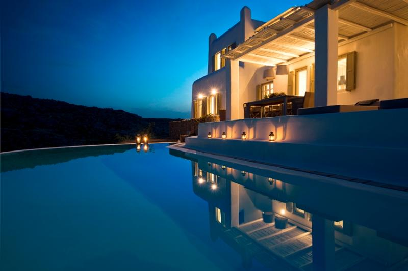 Blue Villas | Hermione | Family Friendly - Image 1 - Mykonos Town - rentals