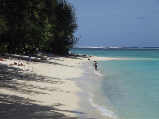 Great swimming beach - Rarotonga In The Beautiful South Pacific - Arorangi - rentals