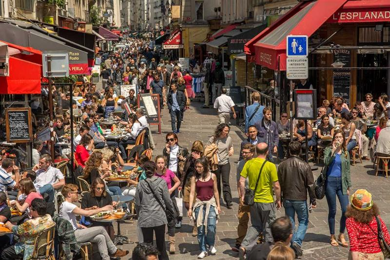 Local Area - LUXURY &AIRCON~LOUVRE/RUE MONTORGUEIL 2BR /2BATH - Paris - rentals