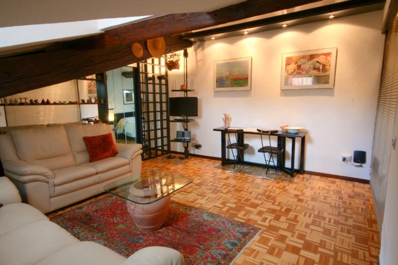 living room - Milan City Center Condo - Milan - rentals