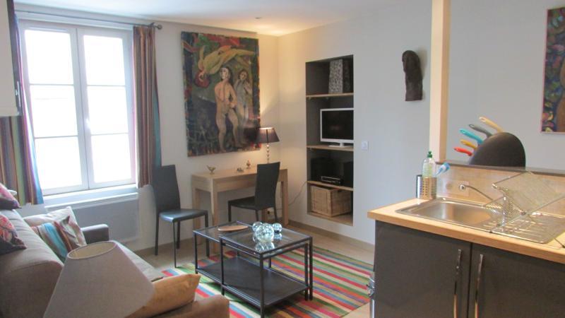 B017: Stylish  apartment in Dinan centre - Image 1 - Dinan - rentals